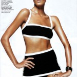 Daria Werbowy Michael Kors Vogue US May 09