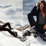 Daria Werbowy Nadeja Savcova winter fashion
