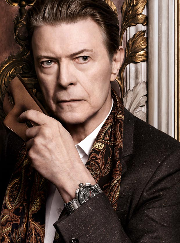 David Bowie Louis Vuitton ad campaign