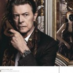 David Bowie Louis Vuitton voyage Venice campaign