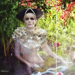 David LaChapelle Daphne Guinness Harper s Bazaar China