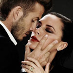 David And Victoria Beckham Are Intimately Yours For Perfumes Ad Campaign
