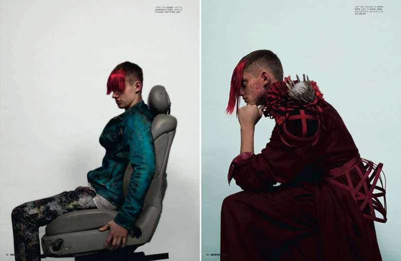 Dazed and Confused January 2010 men 1