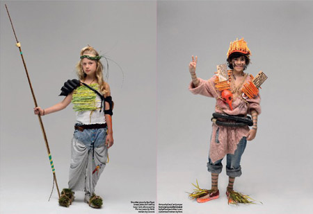 Dazed and Confused Vivienne Westwood Special July Issue