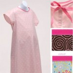 Dearjohnnies Lucy Delivery Gown