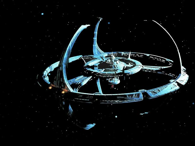 Deep Space Nine Star Trek Space Station