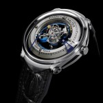 Hottest Watch Of 2013: Vianney Halter $200,000 Deep Space Tourbillon