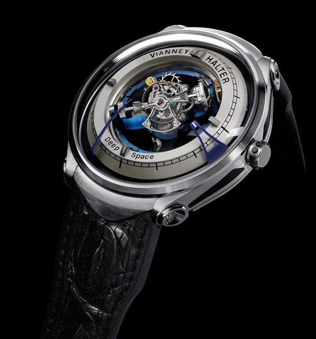 Deep Space Tourbillon Vianney Halter