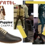 Dev Patel shoes Chappie Hush Puppies