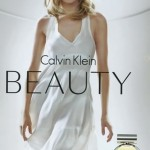 Diane Kruger Calvin Klein Beauty perfume ad campaign