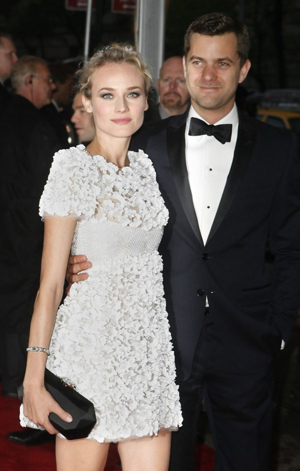 Diane Kruger In Chanel At Met Gala 2009