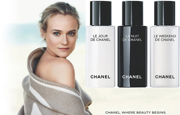 Diane Kruger Chanel Where Beauty Begins Campaign