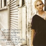 Diane Kruger Instyle Uk september Alberta Feretti
