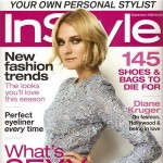 Diane Kruger InStyle UK September Cover