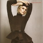 Diane Kruger Instyle Uk September YSL