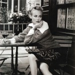 Diane Kruger pictures Amica January 09 Karl Lagerfeld 6