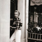 Diane Kruger pictures Amica January 09 Karl Lagerfeld 7