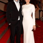 Diane Kruger White Calvin Klein dress Met Gala 2010 1