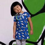 Diane Von Furstenberg's GapKids Collection