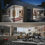 Diane Von Furstenberg Studio Headquarters Rooftop Diamond Penthouse