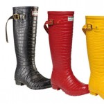 different colors for Hunter by Jimmy Choo boots