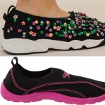 Dior Couture sneakers vs affordable water shoes