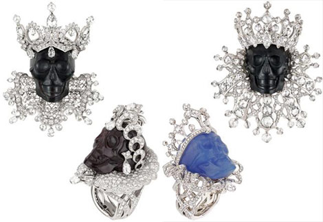 Dior Kings Queens Joaillerie Castellane