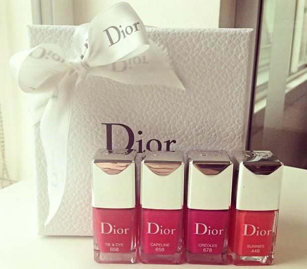 Dior Summer Mix Nail Polish
