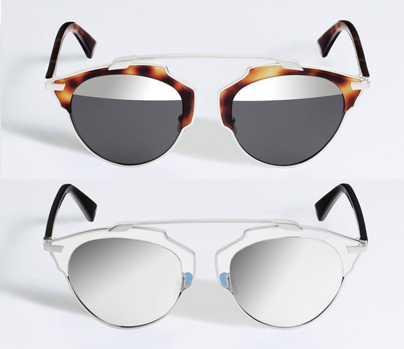 Dior Glasses Frame 2014 : This Years Most Fashionable Sunglasses: DiorSoReal ...