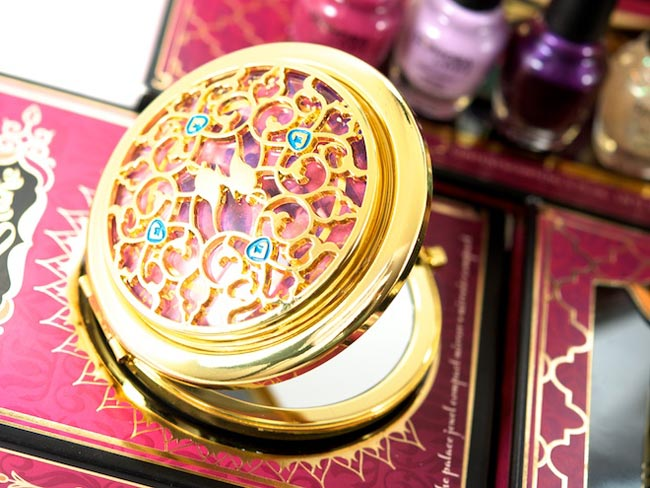 Disney Jasmine collection at Sephora compact mirror