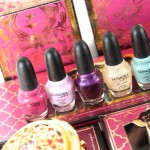 Disney Jasmine collection at Sephora nail polish set