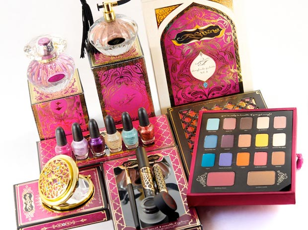 Disney Jasmine collection at Sephora