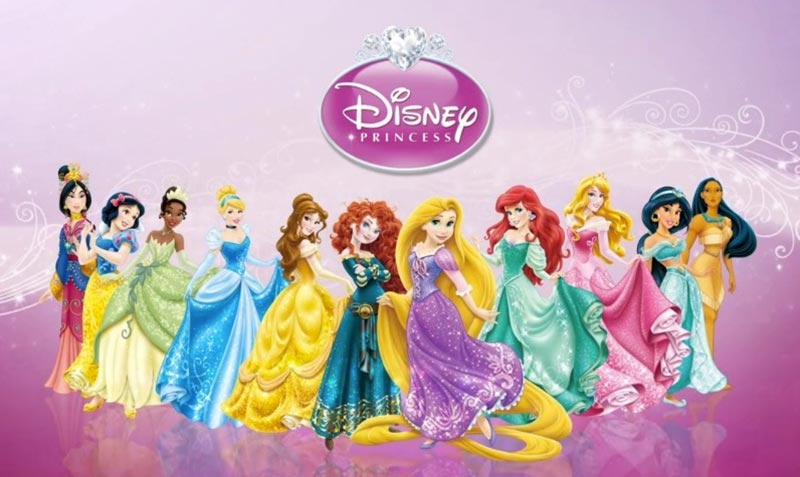 Disney Princess 11 Princesses