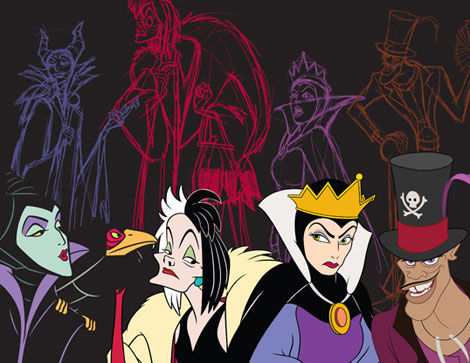 Disney Villains for MAC