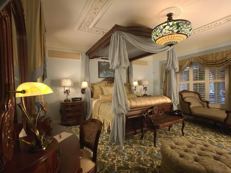 Disneyland Dream Suite Bedroom
