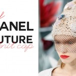diy Chanel Couture knit cap beanie