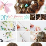 DIY hair Valentino Couture tutorial