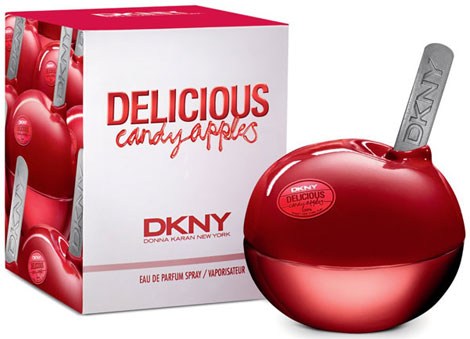 DKNY Delicious Candy Apples fragrance red