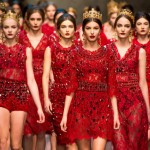 Dolce Gabbana doll for Unicef inspired by catwalk collection