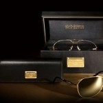 Dolce Gabbana Gold Edition eyewear collection