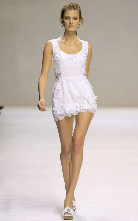 Dolce Gabbana Spring Summer 2011 collection