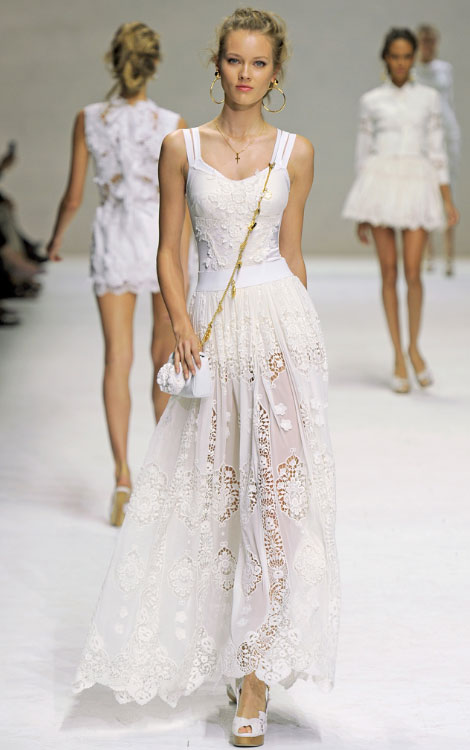 Dolce Gabbana Spring Summer 2011
