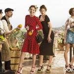 Dolce Gabbana SS 2014 advertising campaign