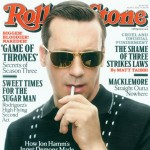 Don Draper Jon Hamm Rolling Stone cover