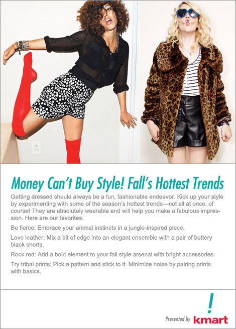 Trends For Fall. Stay Up To Date!