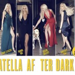 Donatella V Magazine July August 2009 large
