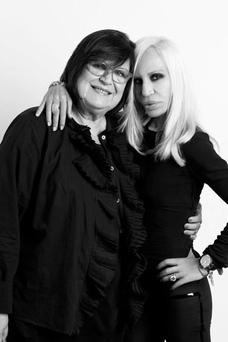 Donatella Versace for H and M