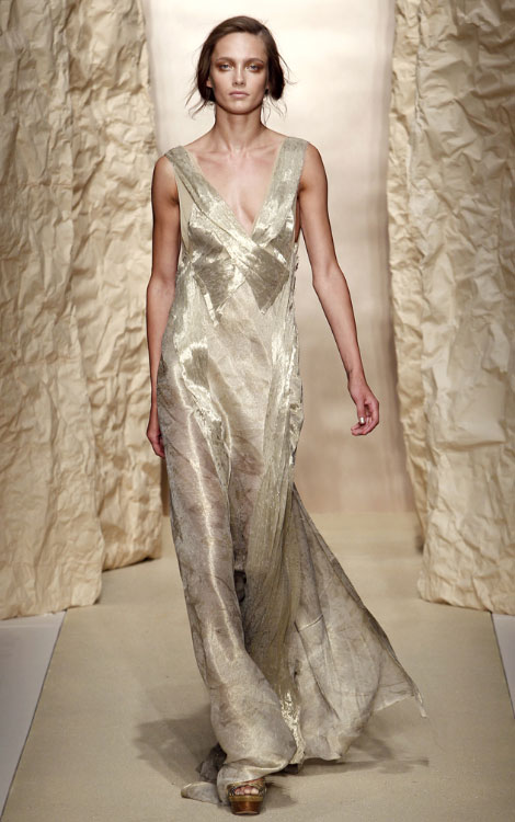 Donna Karan SS 2011 collection