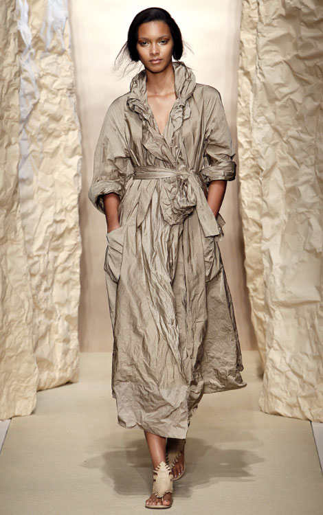 Donna Karan Summer 2011 collection