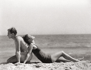 Douglas Fairbanks Jr and Joan Crawford by Nickolas Murray 1929 Vanity Fair